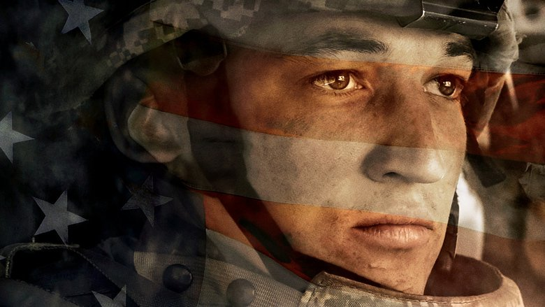 """Image from the movie """"Thank You for Your Service"""""""