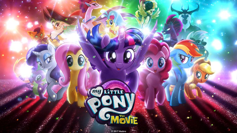 """Image from the movie """"My Little Pony: The Movie"""""""
