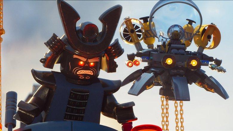 """Image from the movie """"The LEGO Ninjago Movie"""""""