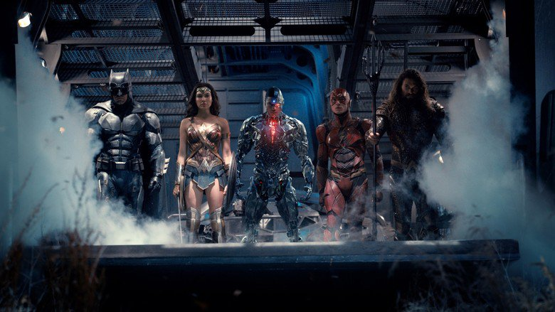 """Image from the movie """"Justice League"""""""