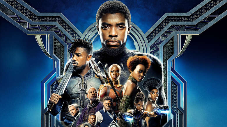 """Image from the movie """"Black Panther"""""""