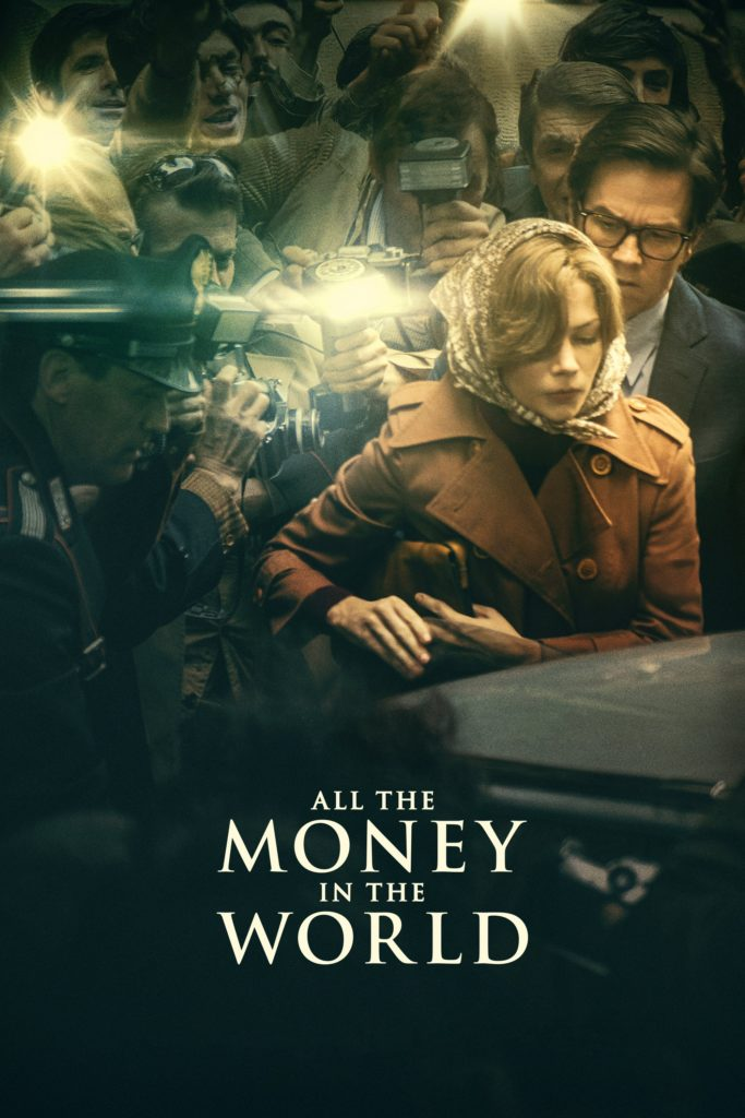 """Poster for the movie """"All the Money in the World"""""""