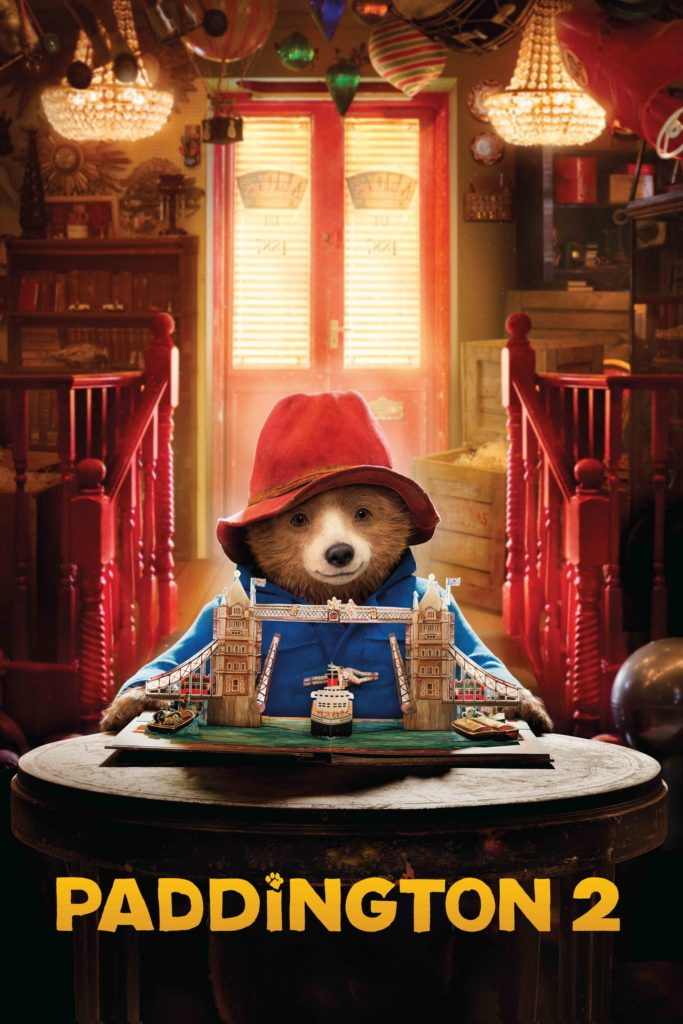"Poster for the movie ""Paddington 2"""