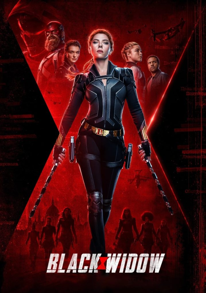 """Poster for the movie """"Black Widow"""""""